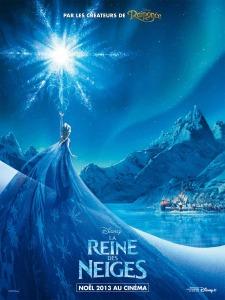 avis la reine des neiges